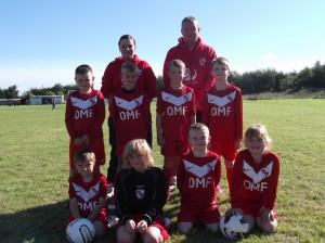 u9 team squad photo